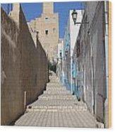 Khalaf Al-fata Lighthouse Wood Print