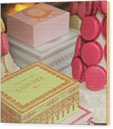 Laduree Sweets Wood Print