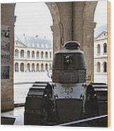 Les Invalides - Paris France - 01133 Wood Print