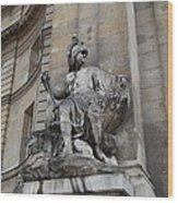 Les Invalides - Paris France - 01137 Wood Print