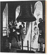 Liberty Bell, 1776 Wood Print
