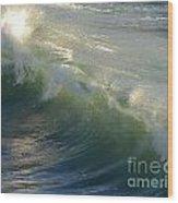 Linda Mar Beach - Northern California Wood Print
