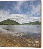 Loch Fine By Inveraray Wood Print