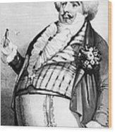 Luigi Lablache (1794-1858) Wood Print