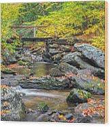 Macedonia Brook Wood Print