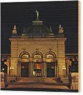 Memorial Hall - Philadelphia Wood Print