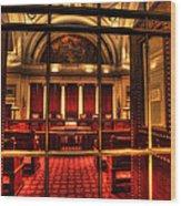 Minnesota Supreme Court Wood Print