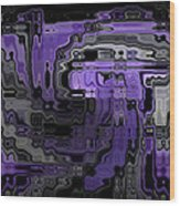 Motility Series 9 Wood Print