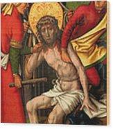 Museum 19 Wood Print