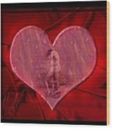 My Hearts Desire Wood Print