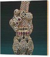 Mysore Treasure Wood Print