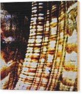 Natural Mosaicism Wood Print