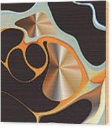 No. 777 Wood Print
