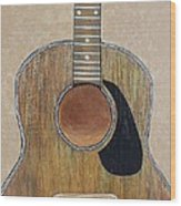 No Strings Attached Wood Print