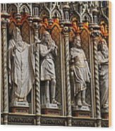 Notre Dame Cathedral Basilica - Ottawa Wood Print