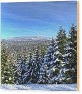 Oberharz Wood Print