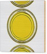 Olive Oil Wood Print