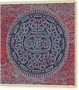 Oreo In Hope1 Wood Print