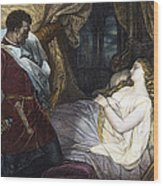 Othello, 19th Century Wood Print by Granger