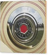 Packard 1936-37 Wood Print