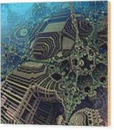 Parallel World  Wood Print