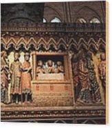 Paris France - Notre Dame De Paris - 011311 Wood Print
