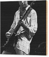 Paul In Spokane 1977 Wood Print