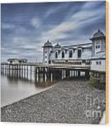 Penarth Pier 1 Wood Print