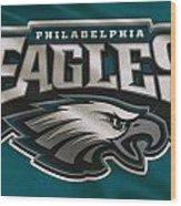 Philadelphia Eagles Uniform Wood Print