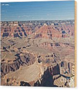 Pima Point Grand Canyon National Park Wood Print