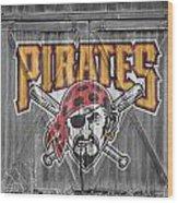 Pittsburgh Pirates Wood Print