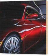 2006 Porsche Carrera 911 2s Wood Print
