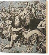 Possesion Of A Saint Wood Print