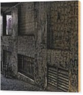 Post Alley - Seattle Wood Print
