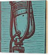 Rca 77 Wood Print