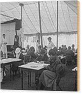 Red Cross, 1916 Wood Print