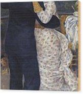 Renoir, Pierre-auguste 1841-1919. Dance Wood Print
