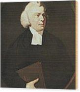 Reynolds, Sir Joshua 1723-1792 Wood Print