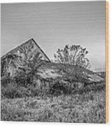 Riverdale Farm Wood Print