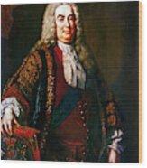 Robert Walpole (1676-1745) Wood Print