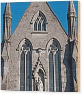 Saint John's Cathedral Wood Print
