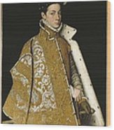 Sanchez Coello, Alonso 1531-1588 Wood Print