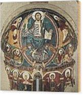 Sant Climent De Ta�ll, Master Of 12th Wood Print