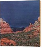 Sedona Arizona Wood Print