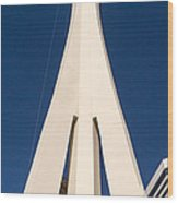 Stratosphere Las Vegas Wood Print