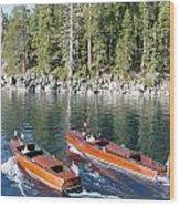 Tahoe Classics Wood Print