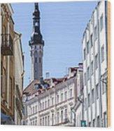 Tallin Estonia Wood Print