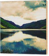 Talyllyn Lake Snowdonia Wood Print