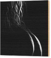 The Body Wood Print