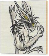 The Gargunny Wood Print